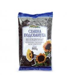 Sonnenblumenkerne schwarz ungeröstet 800g