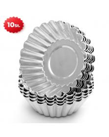10 x Backform-Set  Cupcakes , D-70mm