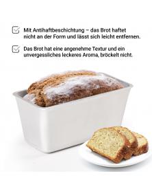 Backform für Brot