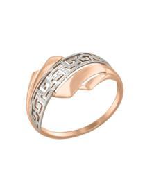 Кольцо с натуральными камнями и фианитами