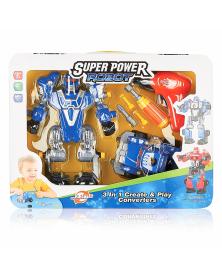 Robot-Transformer 3in1