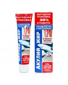 Akulij Shir (Chondroitin, Glucosamin) Gel-Körperbalsam 125 ml