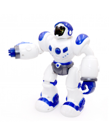"""Spielzeugroboter """"Weltallkrieger"""""""