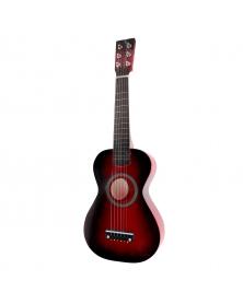 """Musikalisches Spielzeug """"Akustische Gitarre"""" 58cm, 6 Seitig"""