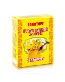 Senfpulver