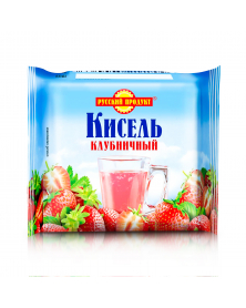 """""""Kissel"""" Getränkepulver mit Erdbeergeschmack, 220 g"""