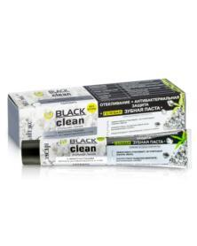 """Zahnpasta """"Bleichend und antibakteriell"""" """"Black Clean"""""""