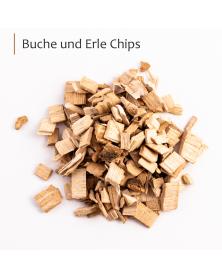 Räucherholz Buche/Erle