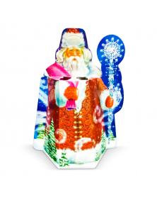 Neujahrsgeschenkverpackung Weihnachtsmann