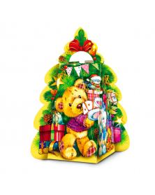 Neujahrsgeschenkverpackung Weihnachtsbaum