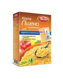 "Hirse ""Uvelka"" Schnellkochbeutel 5x80g"