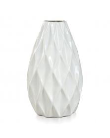 """Vase """"Arat"""" weiß 23cm"""