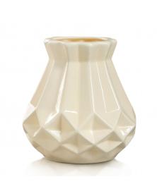 """Vase """"Elkor"""" beige 16cm"""