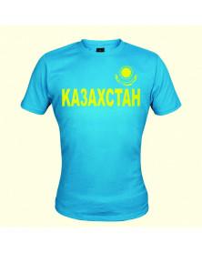 """T-Shirt """"Kasachstan"""", Größe M"""