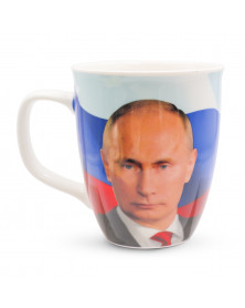 "Кружка ""Путин"" 0,4 л"