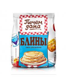 Backmischung für Pfannkuchen ohne Hefe