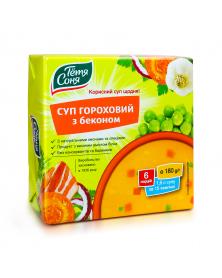 Erbsensuppe mit Speckgeschmack 180g