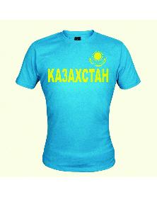 """T-Shirt """"Kasachstan"""""""