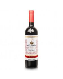 "Georgischer Wein ""Khvanchkara"" Stalin Mimino 2017, 11,5%, 0,75l"