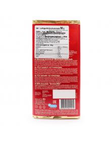 Luftige Milchschokolade