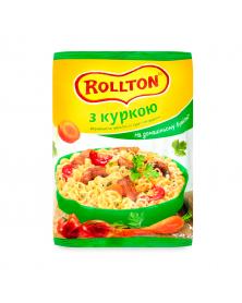 """Instantnudeln mit Hühnerbrühe """"Rollton"""", 60 g"""