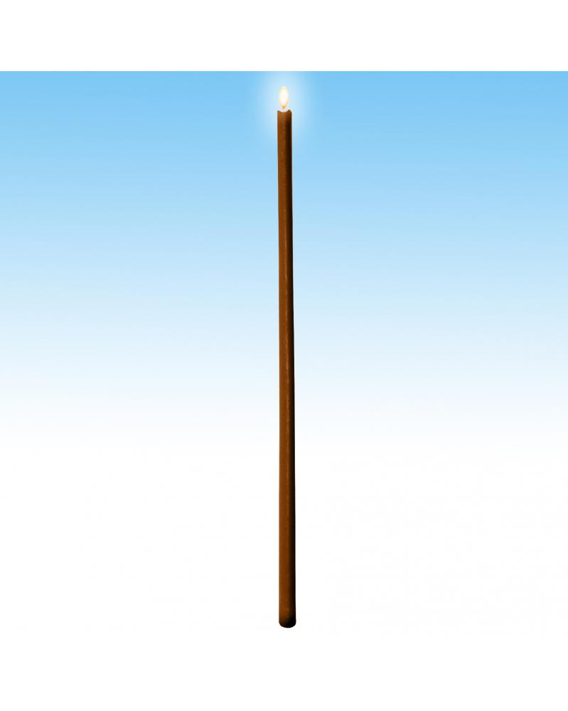 Kirchenkerze 20x0,5cm