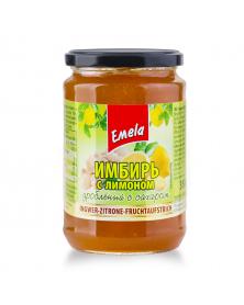 Ingwer-Zitrone-Fruchtaufstrich Emelja 350 g