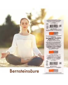 Bernsteinsäure, 10 Tabletten
