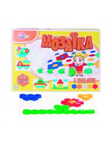 Mosaikspiel für Kleinkinder 127tlg