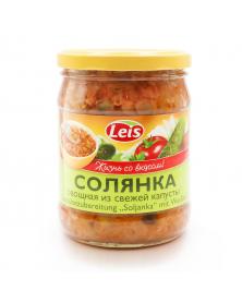 "Suppe ""Soljanka"""