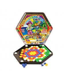 "Mosaik-Spielzeug ""Bunte Welt"" 220tlg."