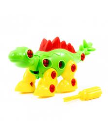 """Spielzeug """"Stegosaurus"""", demontierbar"""