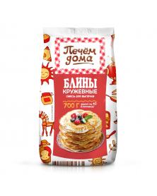 Backmischung für Pfannkuchen