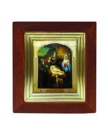 """Icon """"Heilige Dreifaltigkeit"""" von Rublev"""