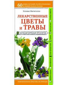 Lekarstwennye zwety i trawy. nagljadnyj karmannyj opredelitel