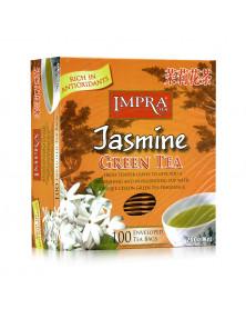 Tee IMPRA Ceylon grün Jasmine 100Btlx2g