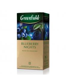 """Schwarzer Tee mit Blaubeeren und Brombeeren """"Greenfield"""""""