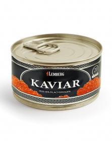 Lachskaviar aus Lachsrogen