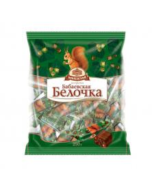 Белочка шоколаные конфеты