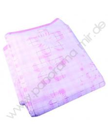 Frottee Decke, pink